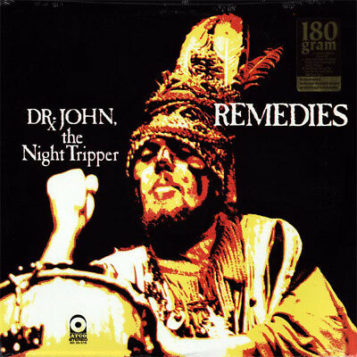 Dr. John, The Night Tripper ‎– Remedies Vinyl LP Rhino Records NEW/SEALED 180gm
