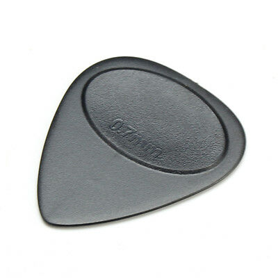 CollectorGuitar 12 Stück Plektren Plektrum Plektron Picks Nylon Max Grip Plektre