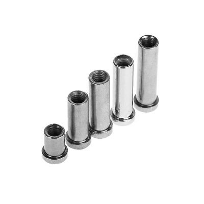 Bicycle Bike Brake Clamp Nut Lengthen Stainless Steel Screw Parts Accessories