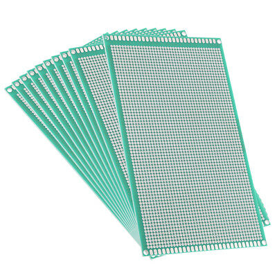 9x15cm Double Sided Universal Printed Circuit Board for DIY Soldering 10pcs