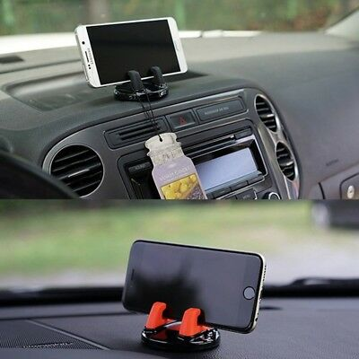Car Phone Holder Anti Slip Mat Mobile Mount Stands Bracket Support GPS iPhone 6S
