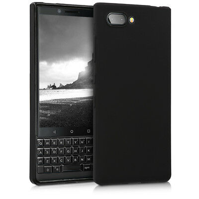 TPU Silicone Case Cover for Blackberry KEYtwo (Key2)
