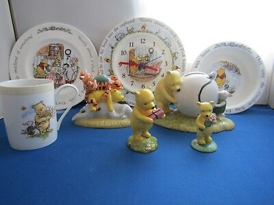 Winnie The Pooh Choice Selection By Royal Doulton Disney