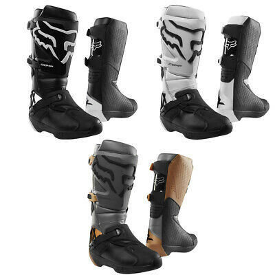 2984a3f24ac FOX RACING 2019 Comp Boots - Adult Mens Offroad Riding Gear MX Motocross