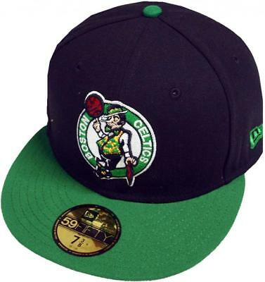 New Era Boston Celtics 2 Tone Cap 59fifty 5950 Fitted Special Limited  Edition 69217e81c096