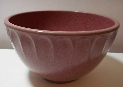 Vintage Cool 2 quart Boonton Ware Melmac multi Raspberry Mixing Bowl 511A-20