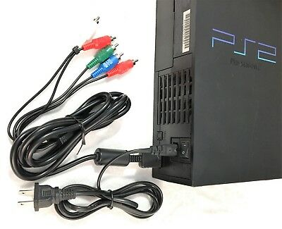 New PS2 Component AV Cable & AC Power Cord Bundle (Sony Playstation 2)