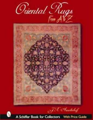 Oriental Rug Book Persian Chinese Turkey