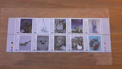 Isle Of Man -Bryan Kneale Art - New - Stamps