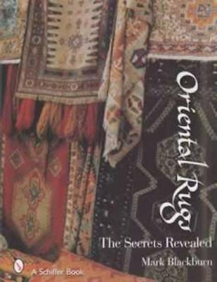 Oriental Rug Buying & Care Guide Book Persian India Etc