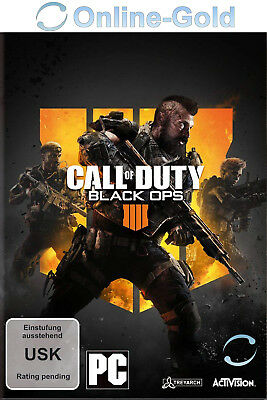 Call of Duty Black Ops 4 - Giochi per PC Codice digitale download COD 15 BO 4 IT