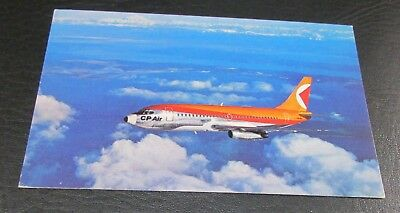 Postcard-<Commercial Jet Aircraft> CP AIRLINES--<BOEING 737 >