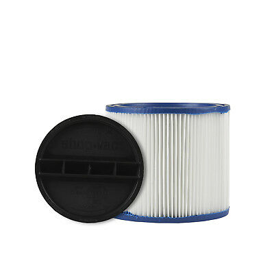 Shop-Vac 903-40-62 Small Debris And Dry Material Filters Cleanstream Hepa Filter