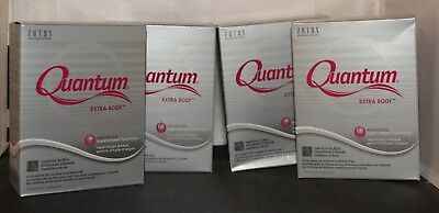 Quantum EXTRA BODY Acid Perm for Normal, OR Tinted Hair (5 Pack of Perms)