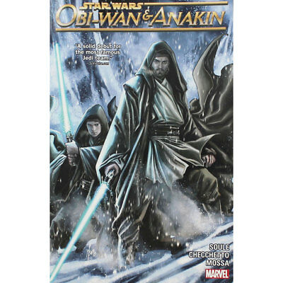 Star Wars - Obi Wan and Anakin by Charles Soule (Paperback), Fiction Books, New