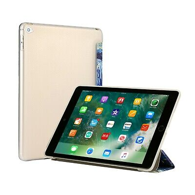 For iPad Air 2 A1566 / A1567 Smart Front Cover & Soft TPU Back Case Auto Sleep