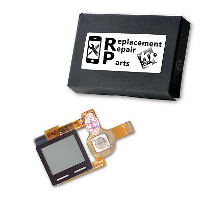 Front LCD Screen Display Repair Replacement for GoPro Hero 4 Silver/Black Camera