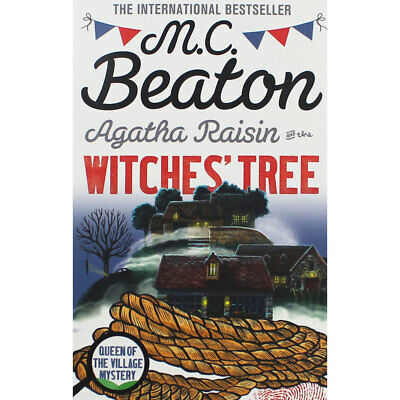 Agatha Raisin and the Witches Tree by M.C. Beaton (Paperback), New Arrivals, New