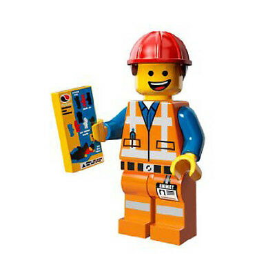 Lego Minifigures  Serie Movie 71004 Emmet   Numero 3  Nuovo