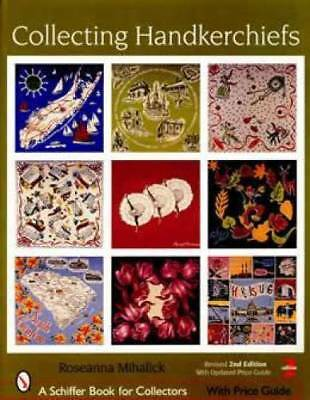 Collecting Handkerchiefs Book Vintage Hankie Textiles