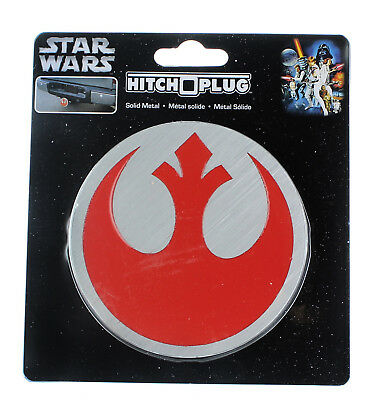 Star Wars Rebel Symbol Automotive Hitch Cover