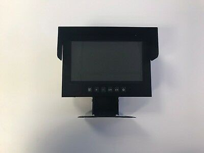 "7"" Preview Monitor, Power Cable & Box"