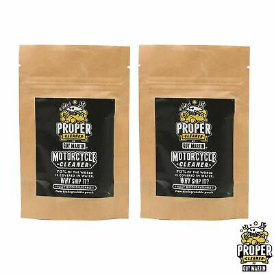 Guy Martin Proper Motorcycle Cleaner - 4x 750ml Refill Capsules