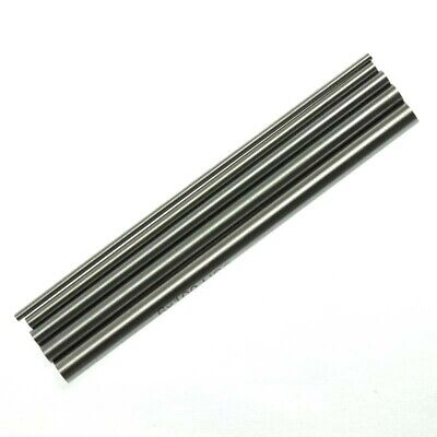 Dia. 1-5mm Stainless Steel Round Bar Rod Metal Milling Welding Metalworking