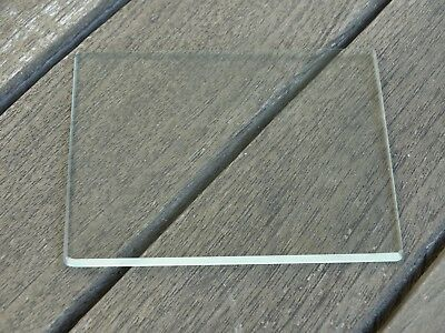 Durst Sixgla Plain Glass Insert - For Durst Sirioneg / Cosixneg Negative Holders