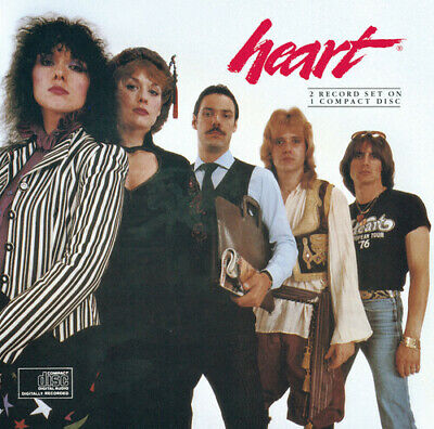 Heart - Greatest Hits Live [New CD]