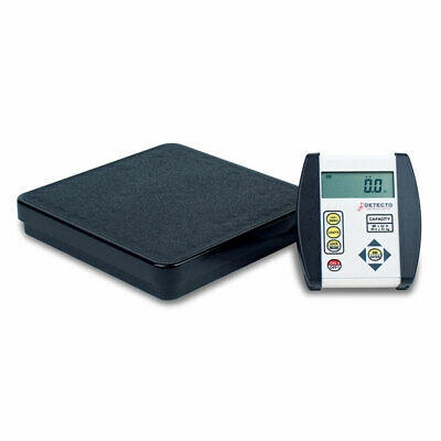 Detecto DR400-750 Digital Visiting Nurse Weight Scale w/BMI