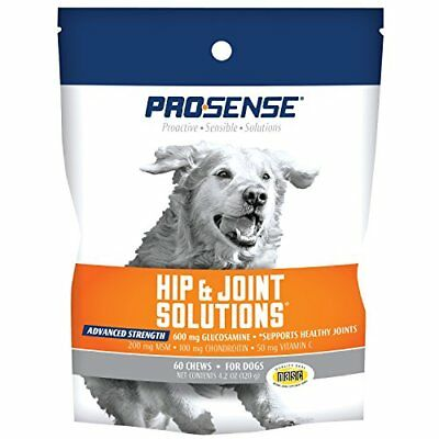 ProSense Hip and Joint Glucosamine Solution for Dogs 60 count