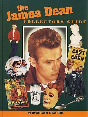 The James Dean Collectors Guide Collection of David Loehr Movie Star Price Guide