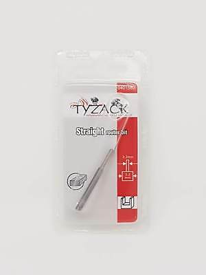 Tyzack 1580 Similar to Dremel 650 Router Bit (HSS) 3.2 mm Straight Bits x 2