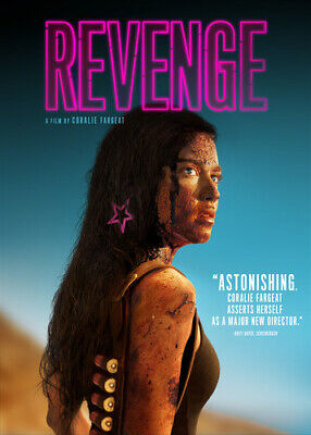 Revenge (REGION 1 DVD New) 191329069950