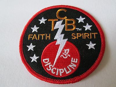 ELVIS Presley   Patch TCB Faith Spirit  New Iron On