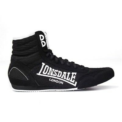 Lonsdale Size 5/38 Contender Junior Boxing Boots Laced Lightweight Shoes