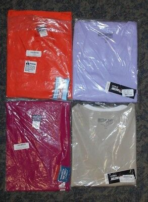 Lot of 4 New Scrubs Tops 4XL Two Cherokee Two Grey's Anatomy