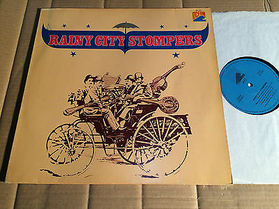 Rainy City Stompers - Same - Lp - Ocean 44017 - Germany
