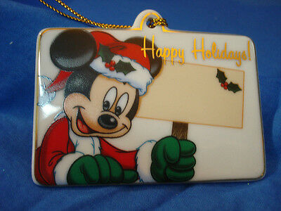 Disneyland Exclusive 2019 TOONTOWN Mickey's House Ornament HARD TO FIND HTF