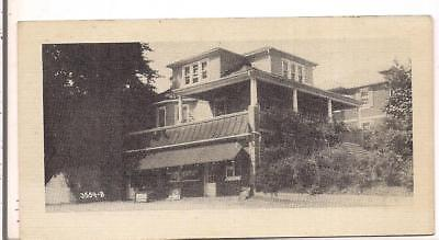 Tourists Rooms Fairview Inn Mrs Singer Home Cooking HALETHORPE MD Business Card
