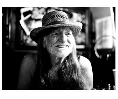 Willie Nelson PHOTO Classic Country Music Star