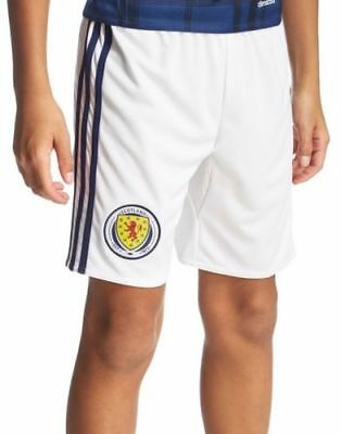 Adidas Scotland Junior Home Shorts 2016