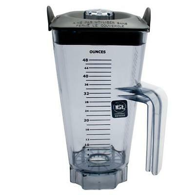 Vitamix - 15501 - 48 oz Drink Machine Container w/Lid, No Blade Assembly