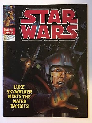 Star Wars Weekly Monthly #166 Rare VFN