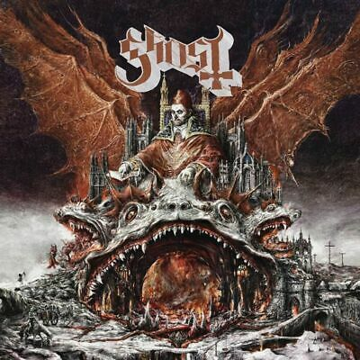 Ghost - Prequelle (Ltd. Deluxe Ed. LENTICULAR Cover w. 2 bonus tracks) - CD - Ne