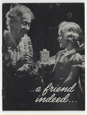 1941 ARM & HAMMER Advertising Booklet, A FRIEND INDEED
