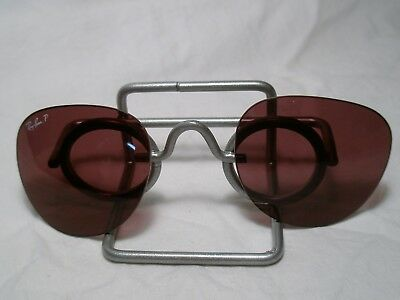 New Authentic Ray-Ban RB4171/S Purple Polariz Poly Replacement Lens 54-18  rb11a