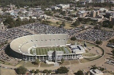 Mississippi Veterans Memorial Stadium Jackson State University Tigers - Postcard