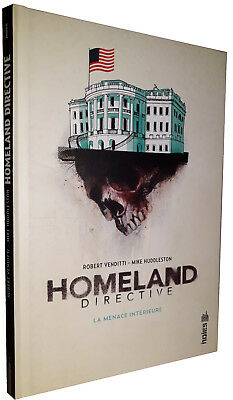 Comics - Urban Comics - Homeland Directive : La Menace  Interieure